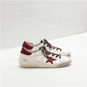 Golden Goose Uper Star Sneakers In